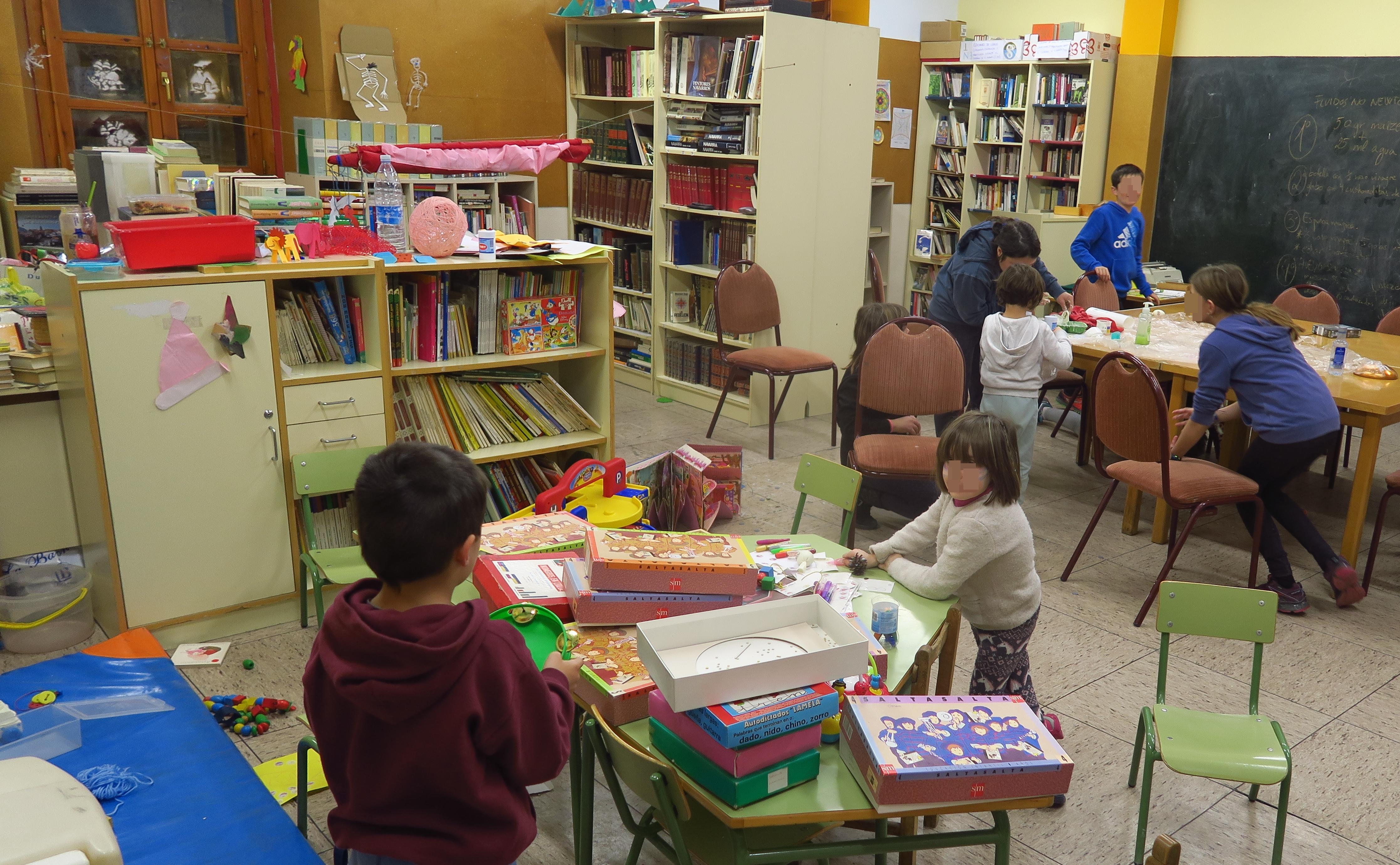 Biblioteca Galería
